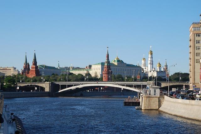 Сутрините в Москва