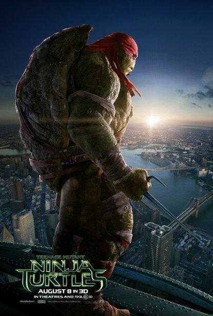 Костенурките нинджа (2014) - игралният филм
