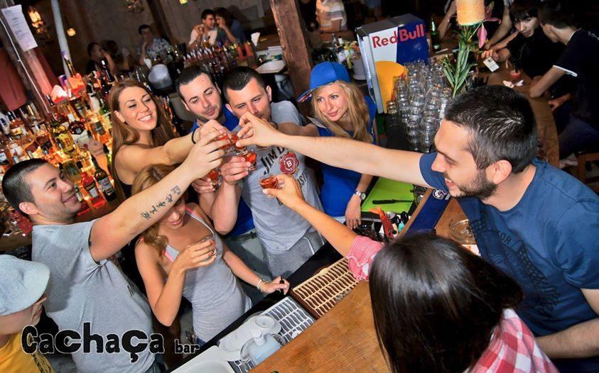 Причините да обикнеш Cachaça Bar са много