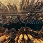 Какво представлява Дубай от въздуха