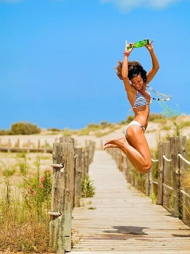 7 упражнения за горещо лятно тяло