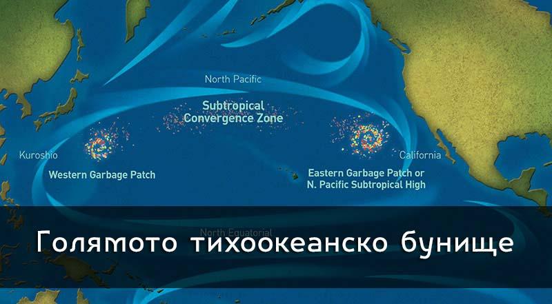 Голямото тихоокеанско бунище