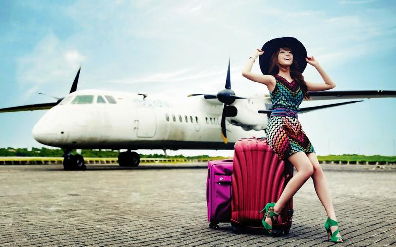 Защо момичетата, които обичат да пътуват са добра партия