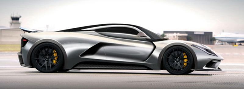 Hennessey Venom F5 чупи рекорди