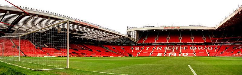 Олд Трафорд е един от невероятните футболни стадиони по света