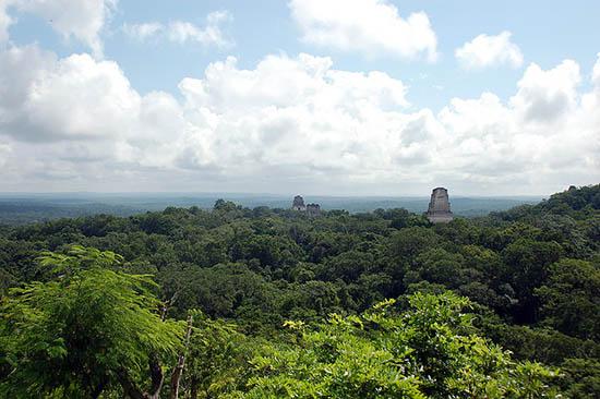 Национален парк Тикал, Гватемала