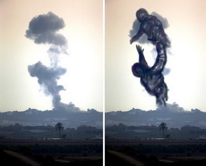 10 от най-влиятелните снимки от Газа