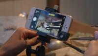 """iPhone 5S с реклама """"Dreams"""""""