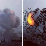 10 снимки от последствията в Газа