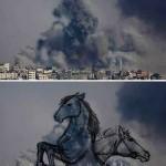 10 реалистични снимки от събитията в Газа