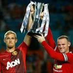Уейн Рууни се надява да поведе Юнайтед към успехи