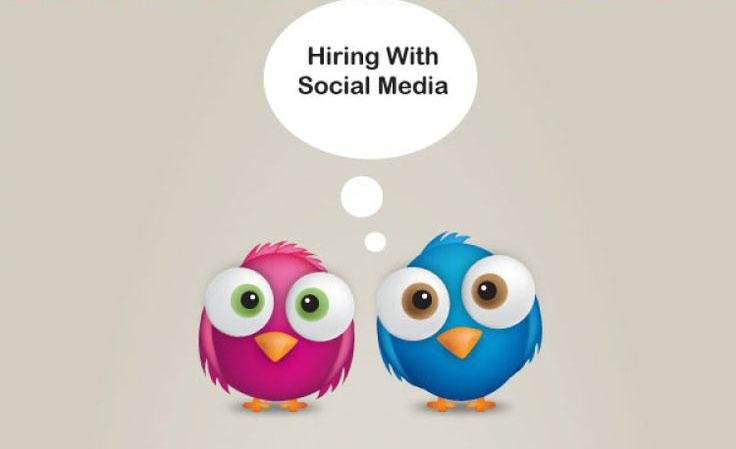 Как социалната мрежа може да помогне или навреди в търсенето ни на работа