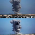Войната в Газа в снимки