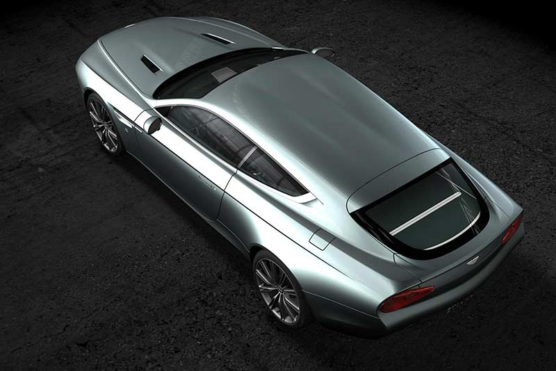 """Единственият"" Aston Martin"