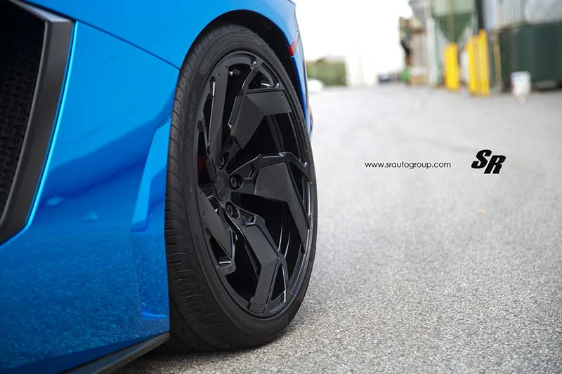 Lamborghini Risktaker Aventador