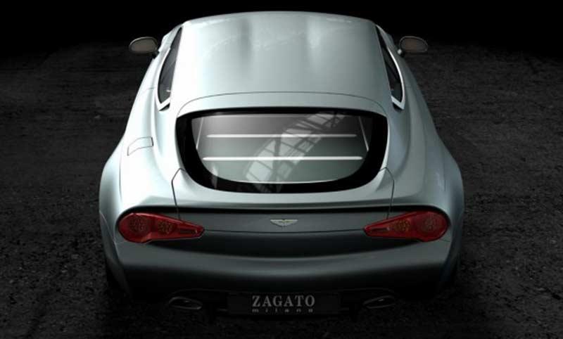 Aston Martin Zagato отива в Европа