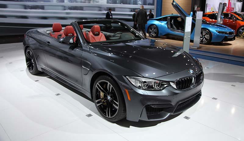 Новото BMW M4 кабрио