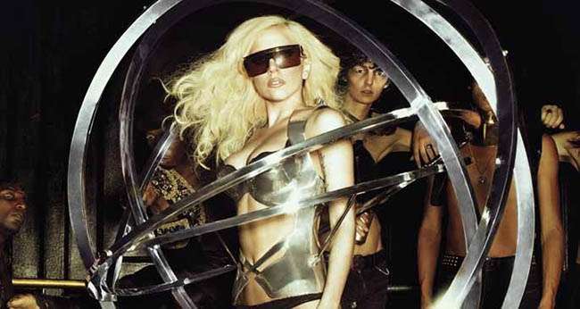 """Лейди Гага: """"Искам да пея в Космоса"""""""