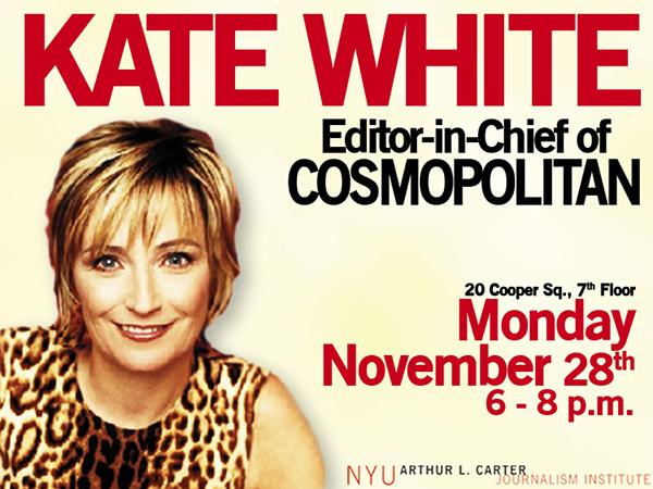 Кейт Уайт със страхотни бизнес съвети