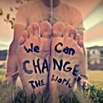 Можем да променим света около нас