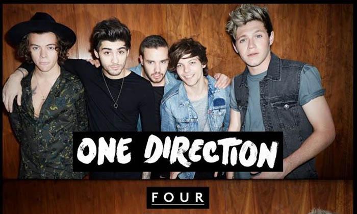 One Direction с нова песен и албум