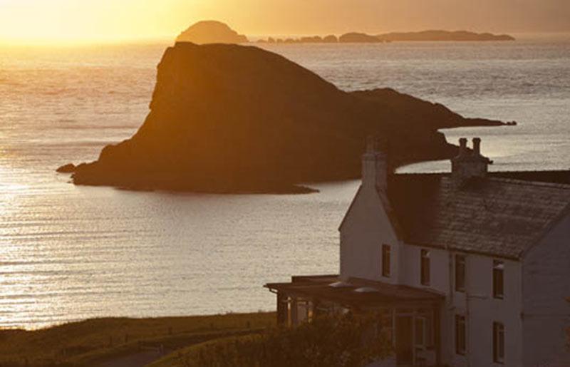 10 красиви уединени домове