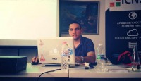 Димитър Данаилов за Code Week Varna