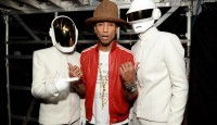"Pharrell Williams и Daft Punk – ""Gust of Wind"""