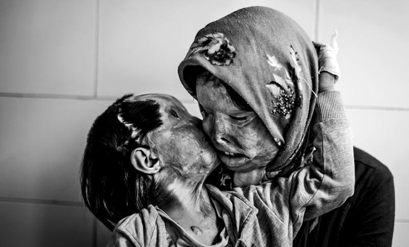7 Зашеметяващи снимки на човешката раса