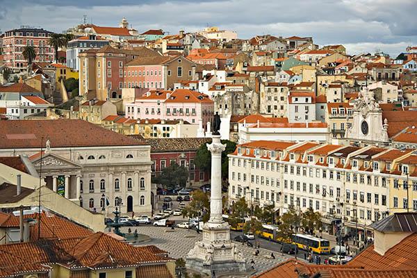 Мечтаната зимна ваканция  - Лисабон
