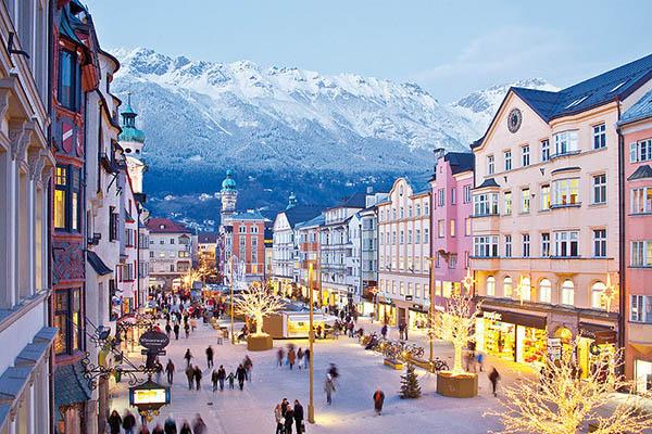 Мечтаната зимна ваканция - Инсбруг