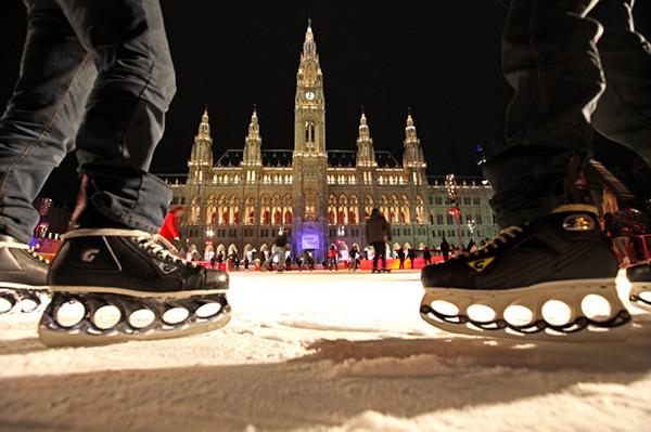 Мечтаната зимна ваканция - Виена