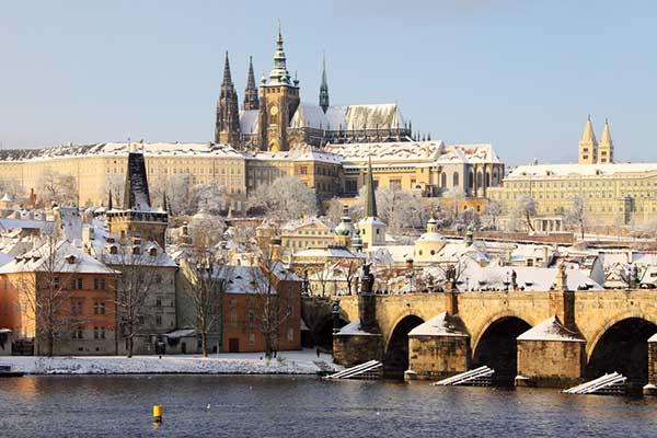 Мечтаната зимна ваканция - Прага