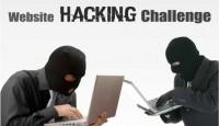 Website Hacking Challenge – състезание за хакери