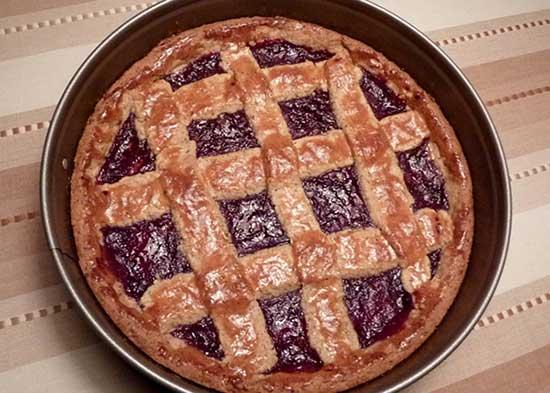 Интересни коледни ястия от цял свят - Linzer Torte