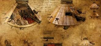 Назад към бъдещето и златната пропорция на да Винчи