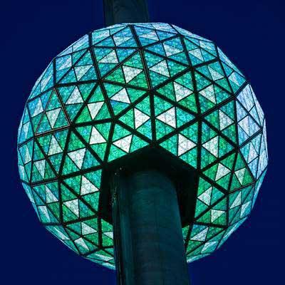 Кристалната топка на Таймс Скуеър