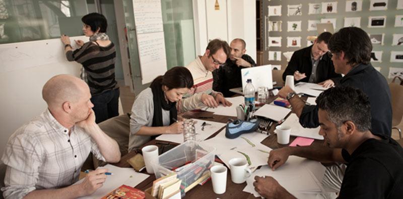 Как работи една от водещите фирми за дизайн – IDEO
