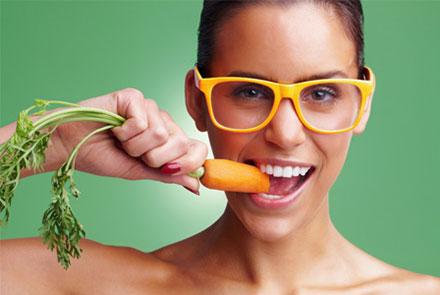 6 полезни за очите храни
