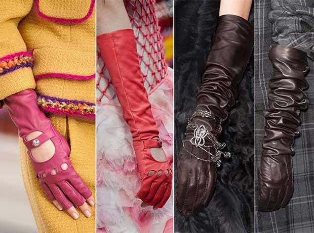 Ръкавиците - елегантният завършек