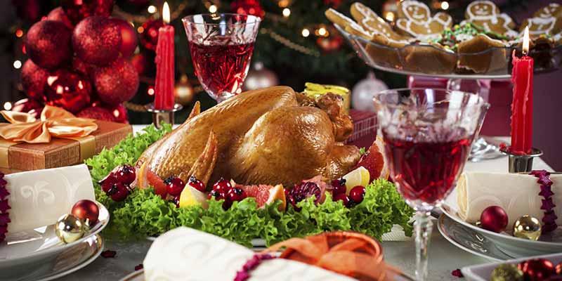 Какво ядат хората на Коледа
