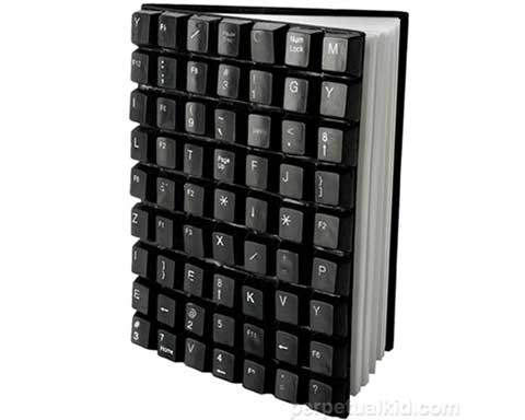 12 приложения на старата клавиатура - тефтер