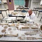 Изследователската лаборатория за съдебна антропология