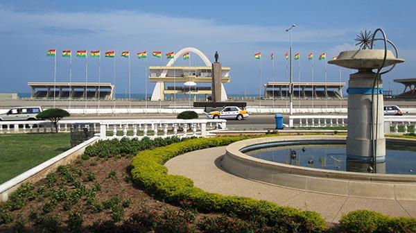 Акра е в топ 10 на най-посещаваните градове в Африка