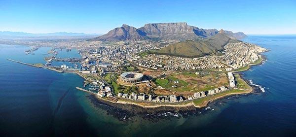 Кейп Таун е в топ 5 на най-посещаваните градове в Африка