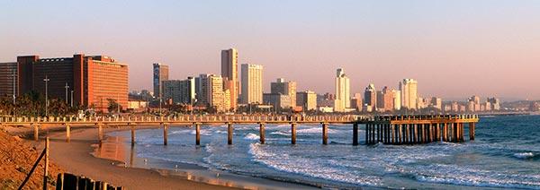 Дърбан е сред най-посещаваните градове в Африка