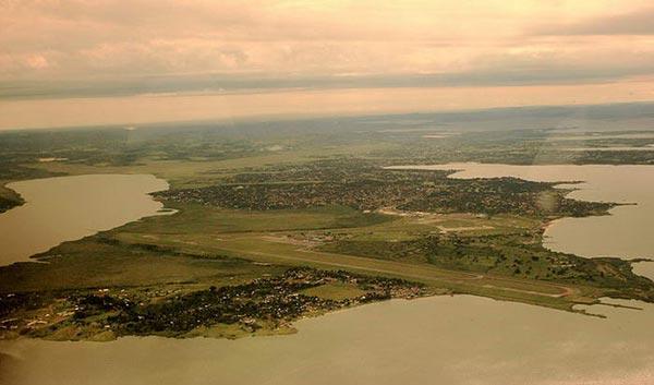 Ентебе е сред най-посещаваните градове в Африка