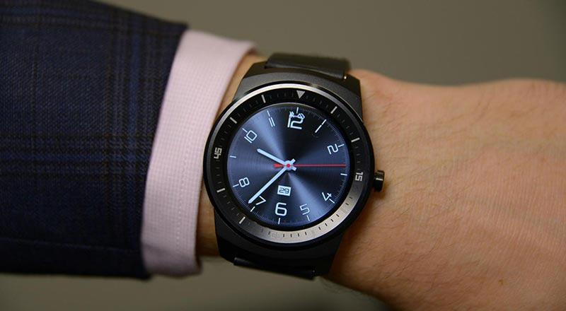 Ревю на LG G Watch R