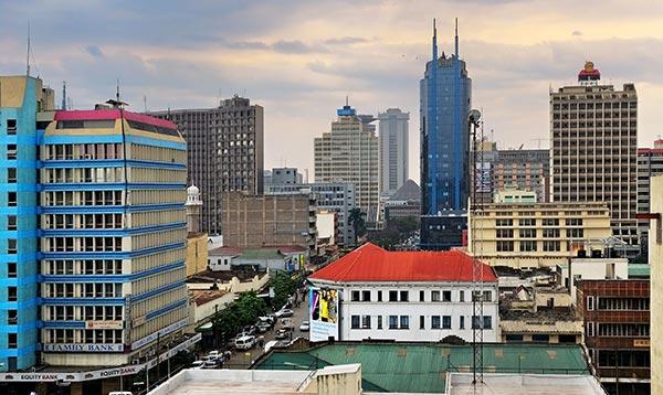 Найроби е в топ 10 на най-посещаваните градове в Африка