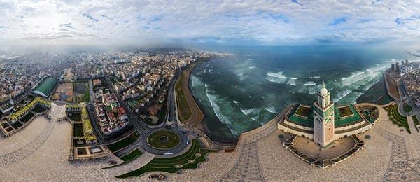Казабланка е топ 10 на най-посещаваните градове в Африка